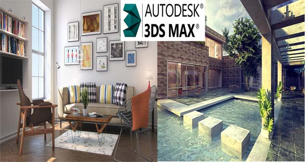 Formation 3DS MAX